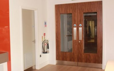 Fire Door Checks to prevent the Spread of Smoke