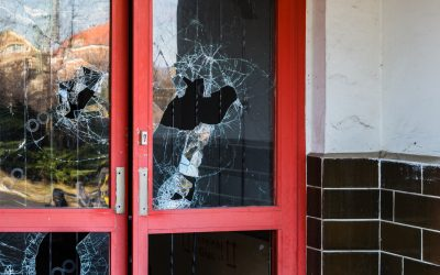Protect Your Business with Steel Security Doors